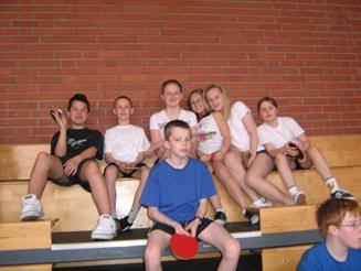 Mistrzostwa Katowic w tenisie stołowym kwiecień 2008